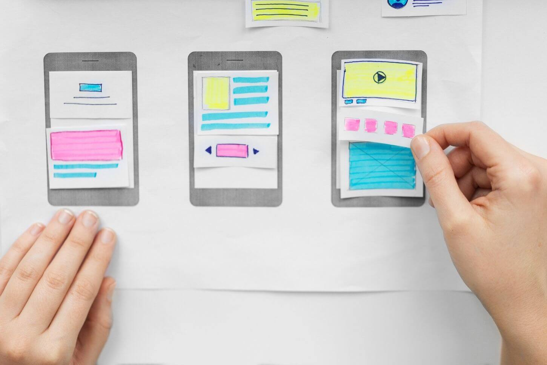 Lleis de disseny web per la teva botiga online